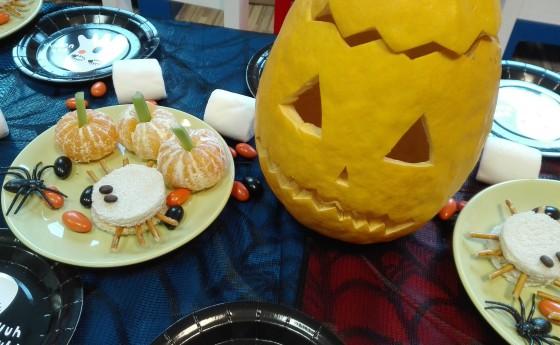 Happy Halloween :) Aj malé strašidielka vedia urobiť veľké booo!!