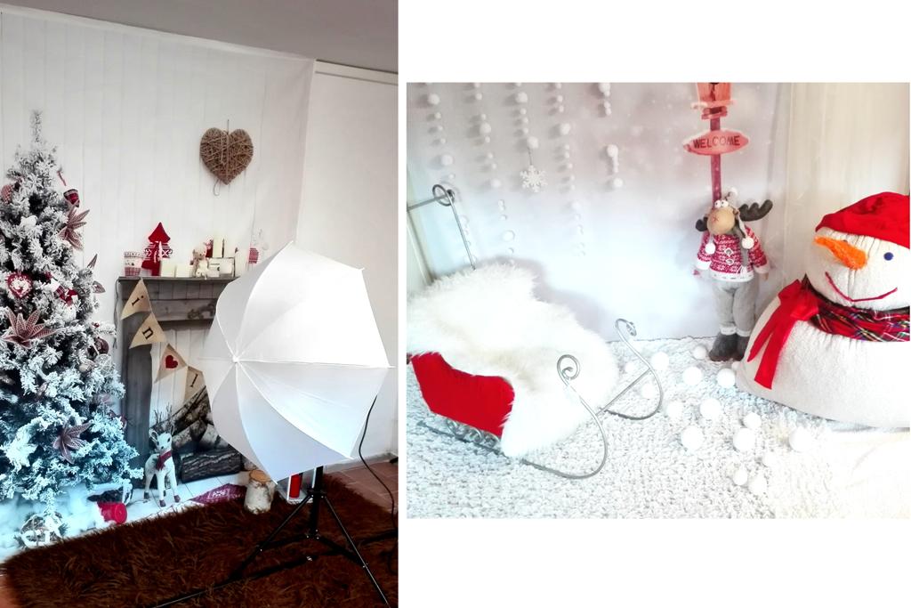 Malá ochutnávka Vianočného fotenia